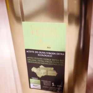 Olivenöl aus Spanien Marinaleda – bitte Flasche mitnehmen