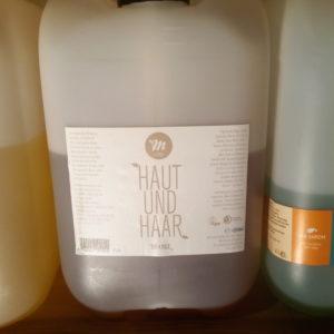 Shampoo Haut & Haar Orange NACHFÜLLUNG
