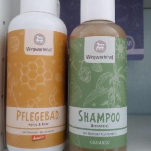 Stutenmilch Shampoo mit Brennnessel