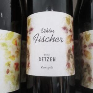 Rotwein Zweigelt 'Setzen'
