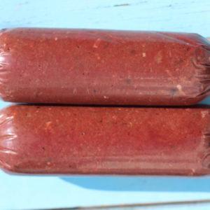 Blutwurst Schwein Frühwald