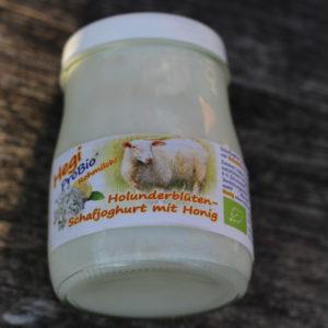 Holunderblütenjoghurt Hegi