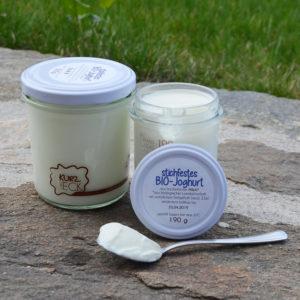 Naturjoghurt gerührt kalbfreundlich 190 ml