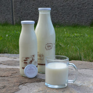 Milch kalbfreundlich Rohmilch