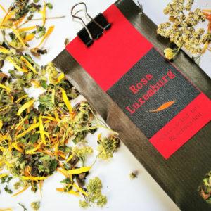 Tee Rosa Luxemburg Frauentee