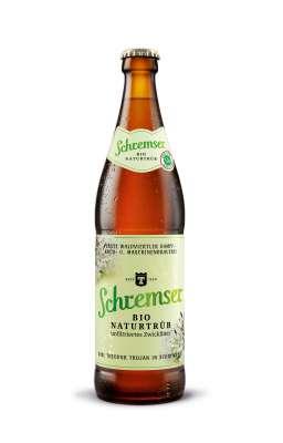 Bier Schremser naturtrüb