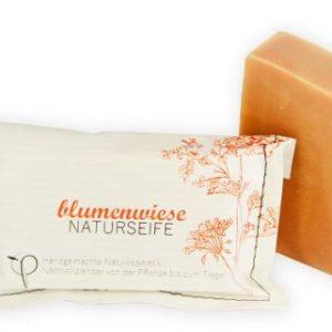Seife Blumenwiese für Körper Haare und Rasur!