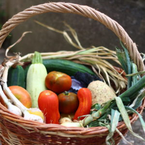 Gemüsekisterl