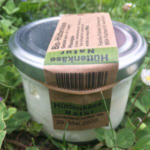 Hüttenkäse natur kalbfreundlich vom Froihof