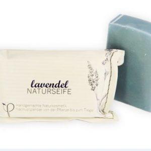 Seife Lavendel für Körper Haare und Rasur!