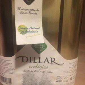 Olivenöl aus der Sierra Nevada – bitte Flache mitbringen