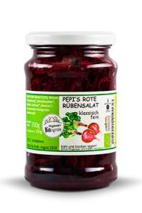 Rote Rüben Salat klassisch fein