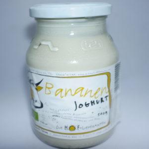 Bananenjoghurt Hoflieferanten
