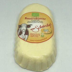 Butter Bauernbutter vom Schoberhof