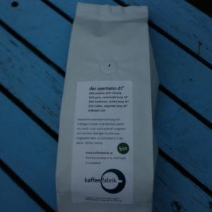 Kaffee ganze Bohne Seemann