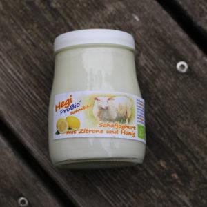 Zitronenjoghurt Hegi