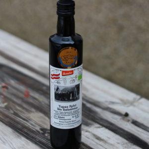 Apfelessig Topaz Apfel Balsamico