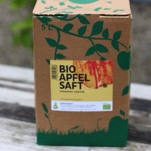 Apfelsaft naturtrüb 5 Liter Weichhart