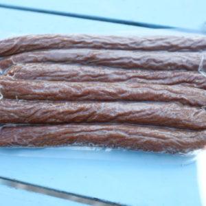 Hauswürste geräuchert 250g ähnlich Knabbernossi Frühwald