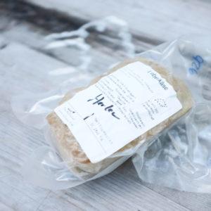 Käseleberkäse vom Schwein Frühwald