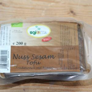 Tofu Nuß-Sesam, geräuchert