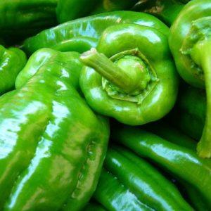 Paprika spitz grün Holzer