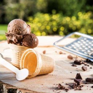 Eis Edelbitterschokoladeneis vegan 480 ml