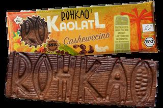 Schokoladiger CashewccinoTraum 'Kaolatl' nur mit Dörrfrüchten gesüßt
