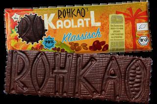 Schokoladig KlassischerTraum 'Kaolatl' nur mit Dörrfrüchten gesüßt