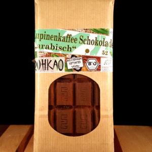 Schokolade 'Lupinenkaffee arabisch'