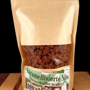 Kakaonibs karamelisiert 'Lupinenkaffee arabisch'
