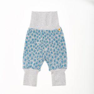 Baby Wende-Hose blau