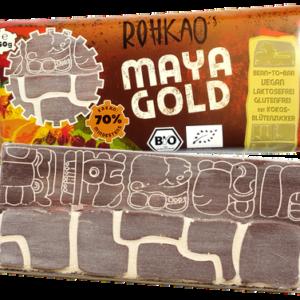 Schokolade Maya Gold 70%