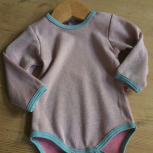 Baby Body rosa 'Dotties'