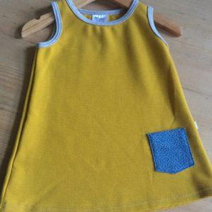 Kleidchen gelb