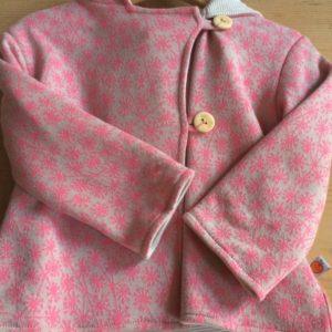 Baby-Wendejache Pusteblume rosa