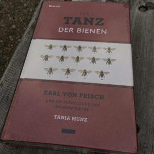 Buch 'Tanz der Bienen' von Karl von Frisch