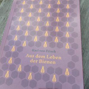 Buch 'Aus dem Leben der Bienen' von Karl von Frisch