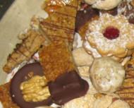 Weihnachtskekse aus Dinkel gemischt 250g