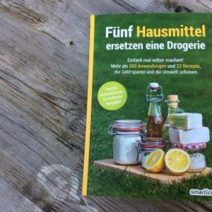 Buch 'Fünf Hausmittel ersetzen eine Drogerie'