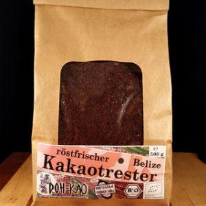 Kakaotrester Belize 100g