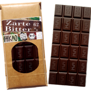 Schokolade 'Zarte Bitter'