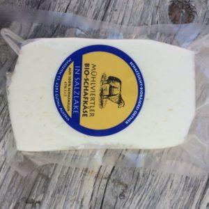 Schafkäse in Salzlake