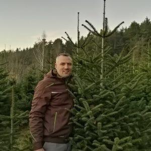 Bio Weihnachtsbaum 2,5-3m Lieferung 22.12.