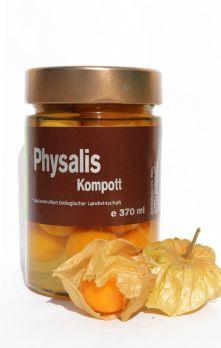 Physalis Kompott