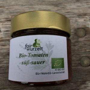 Tomaten Süß-Sauer