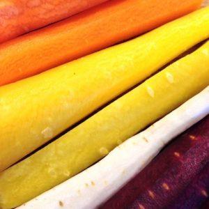 Karotten gelb gewaschen 500 g Maierhofer