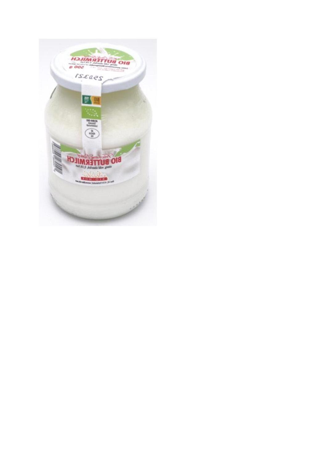 Buttermilch 500 ml