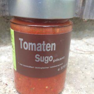 Tomatensauce mild