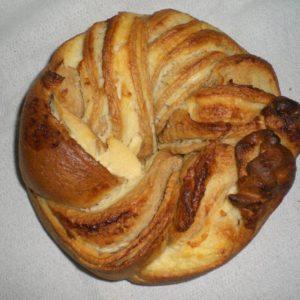 Kranzkuchen Mohn Dinkel